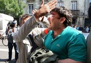 Новости Европы - страна басков: Во Франции скончался экс-глава баскских сепаратистов Хавьер Лопес Пенья