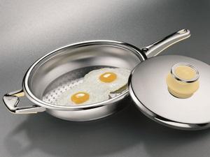 Прорыв в технологии сплава для производства посуды: метал AISI 316L от ZEPTER