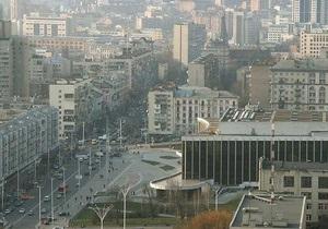 Администрация Президента потребовала снять всю рекламу возле Дворца Украина