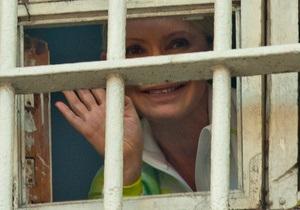В день рождения Тимошенко депутаты Европарламента требуют ее освобождения