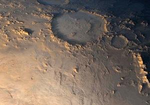 NASA зафиксировало на Марсе торнадо высотой 20 км