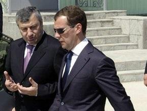 США недовольны визитом Медведева в Южную Осетию