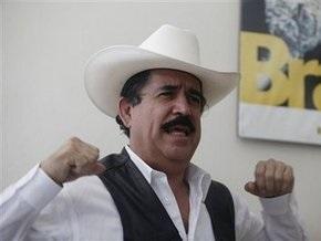 Диалог начался: Мичелетти предложил Селайе отдать власть в Гондурасе третьему лицу