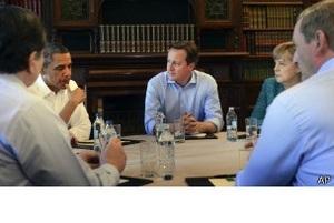 G8: что стоит за компромиссом по Сирии? - Би-би-си