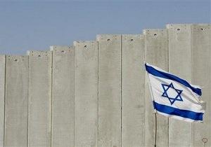 Израиль отгородится от Египта стеной