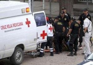 В Мексике найдено шесть обезглавленных тел