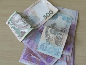 Средняя зарплата в Украине перевалила за 2000 гривен