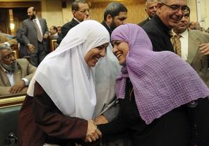 В Египте  нелегитимный  парламент провел заседание