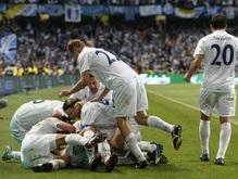 Зенит завоевал Кубок УЕФА
