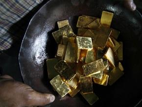 На крупную партию российского золота нашелся покупатель