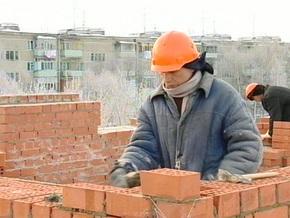 За период кризиса в Украине остались без работы 15,7 тыс. строителей