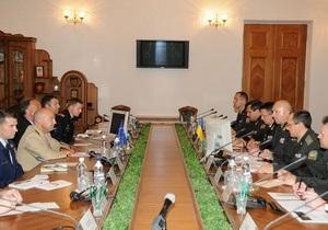 Генштаб представил Концепцию реформирования украинской армии