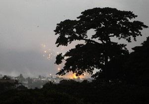 ООН и Франция начали военную операцию в Кот-д Ивуаре