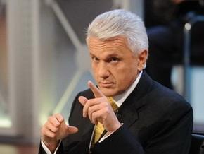 Литвин поссорился с Яценюком из-за положения антикризисного закона