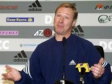 Михайличенко: Омолаживать команду искусственно я не собираюсь
