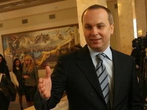 Шуфрич: Я - штык, который Янукович не потеряет