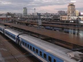С 16 сентября поезд Киев - Могилев-Подольский будет ходить реже