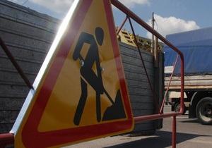 На текущий ремонт столичных дорог планируют выделить около 92 млн гривен