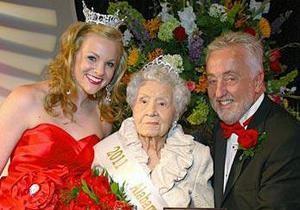 100-летняя американка победила на конкурсе красоты