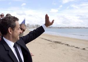 Саркози признал поражение на выборах