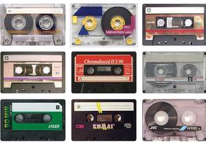 Полувековое ретро. Аудиокассетам исполнилось пятьдесят лет