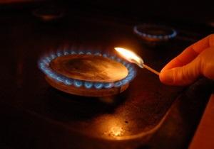 НКРЭ повысила цены на газ для населения на 50% с августа