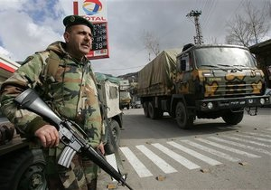 Отвечавший за химическое оружие сирийский генерал перешел на сторону оппозиции