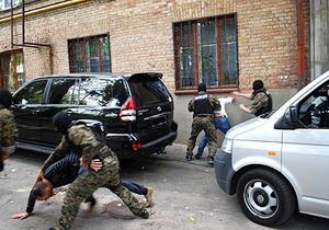 В Украине арестованы угонщики престижных автомобилей в Евросоюзе