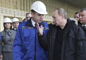 Путин распорядился построить АЭС в Калининградской области