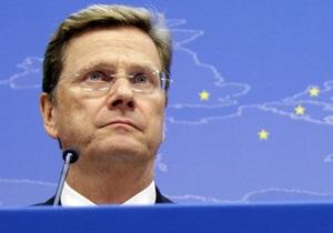 Глава МИД Германии: ЕС приостановил ратификацию соглашения с Украиной об ассоциации