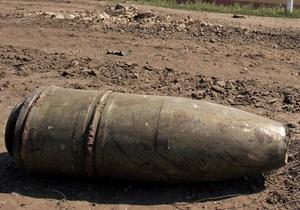 Житель Черкасской области погиб при попытке распилить снаряд