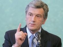 Ющенко: Меня пугает, как страна скатывается в болезнь вчерашнего дня