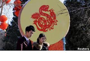 Китайский новый год 2013:  наемные  бойфренды помогают девушкам в праздники