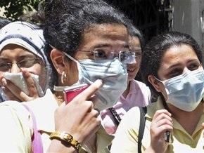 Еще один случай заражения вирусом гриппа A/H1N1 подтвержден в Египте