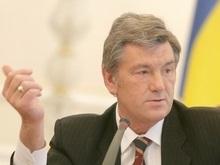 Ющенко боится, что волна перевыборов накроет всю Украину