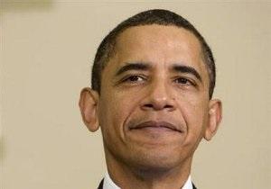Обама определился с датой своего обращения к Конгрессу