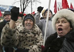 Эксперты: Волна протестов в России не спадет