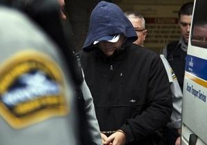 Арестованный за шпионаж канадский офицер признал свою вину