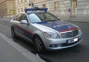 В Вене спешившие на место преступления полицейские спровоцировали ДТП