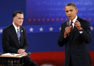 В США начался второй раунд предвыборных теледебатов