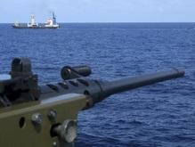 Пираты захватили французское судно у берегов Сомали