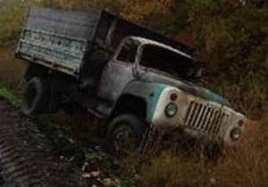 В Одесской области перевернулся и загорелся грузовик: погибли три человека