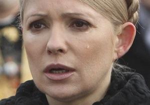 Тимошенко не отпустят на похороны свекра