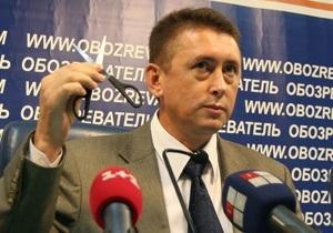 Мельниченко обещает вступить в Партию регионов, если власти раскроют убийство Гонгадзе