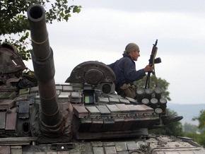 Грузия проводит масштабные военные учения