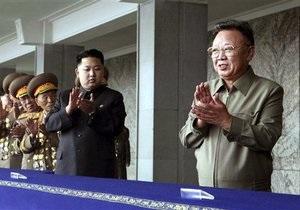 Власти КНДР пообещали продолжать дело чучхе после смерти Ким Чен Ира