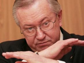 Тарасюк заявляет, что не подписывал соглашение о создании коалиции
