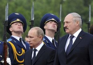 Би-би-си: Блиц-визит Путина в Минск. Неожиданная благосклонность