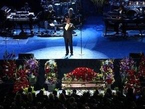 В Staples Center прошла церемония прощания с Майклом Джексоном