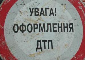 В Тернопольской области перевернулся автобус с пассажирами